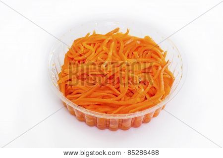 Carrots And Soy Sauce