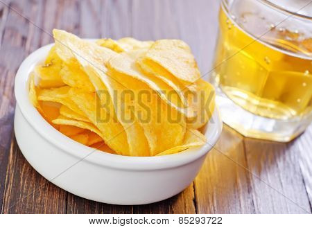 Chips From Potato