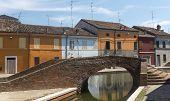picture of ferrara  - Comacchio  - JPG