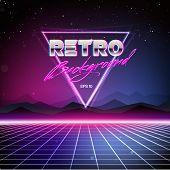 pic of rave  - 80s Retro Futurism Sci - JPG