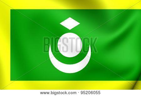 Flag Of Ladakh Nationalist Movement