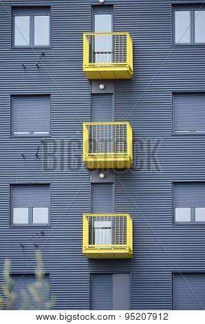 Facade Terrace