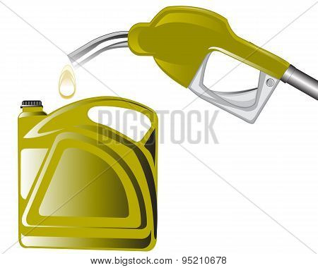 Fuel benzine