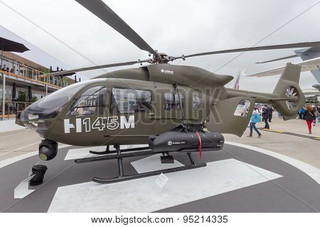 Airbus H145M Helicopter