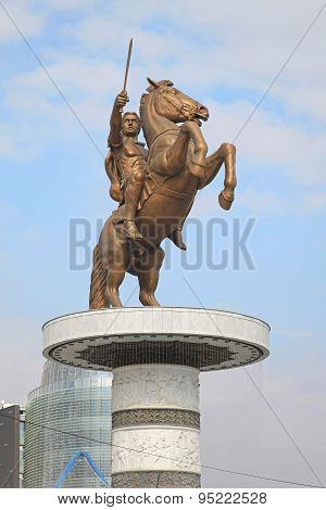 Alexander The Great Skopje