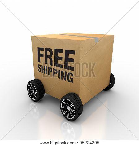 Free Shipping Wheel