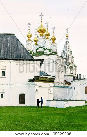 Evening Walking-tour To The Orthodox Church