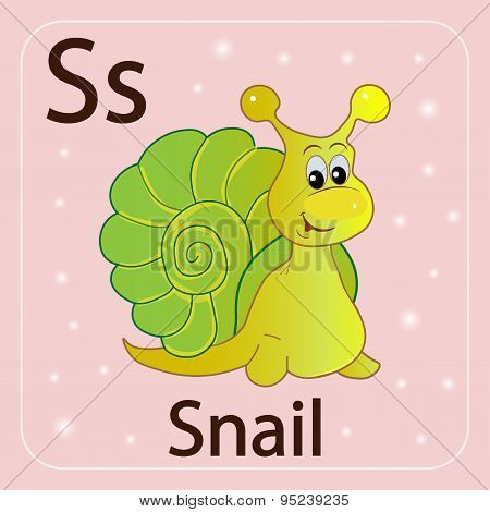 English letter S