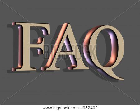 3D Lettering: Faq