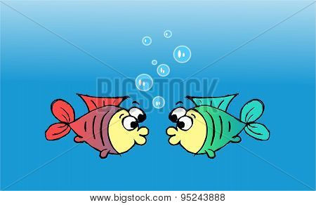 Couple Fish