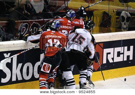 SC Bern vs. Eisbaeren Berlin