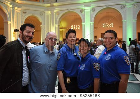 NYPD community affairs