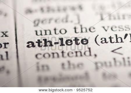 Word Athlete
