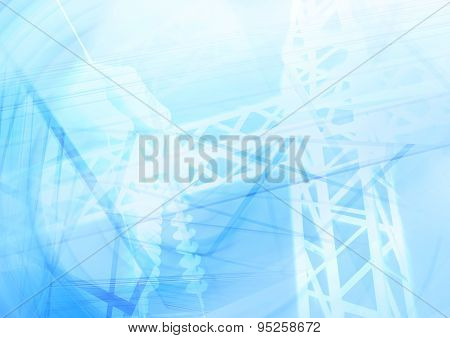 Abstract power lines