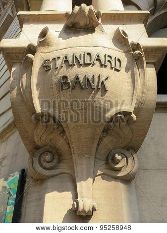 Standard Bank - Johannesburg, South Africa