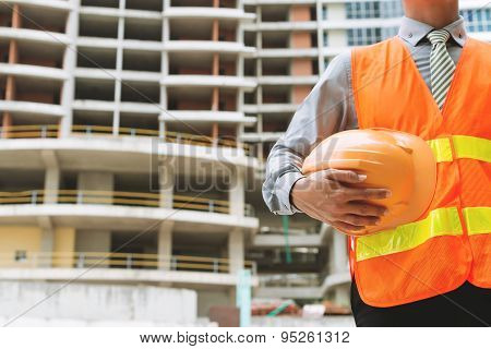 Engineer With A Hardhat