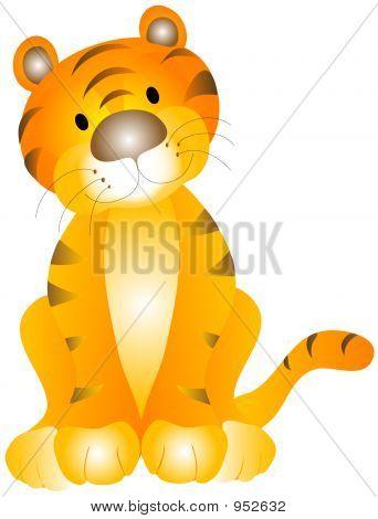 Tiger Cub / Kitten