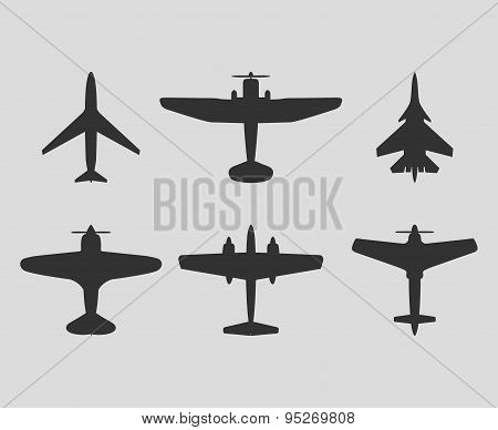 Vector Airplanes