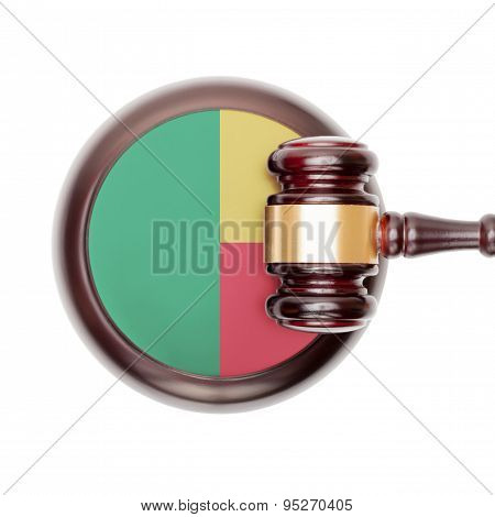 National Legal System Conceptual Series - Benin