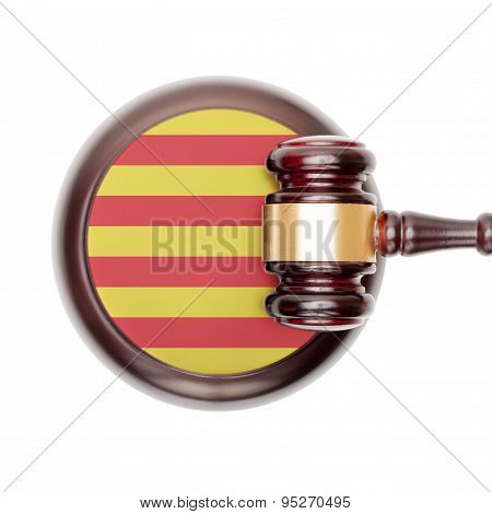 National Legal System Conceptual Series - Catalonia - Spain