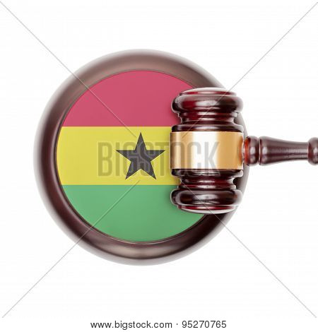 National Legal System Conceptual Series - Ghana