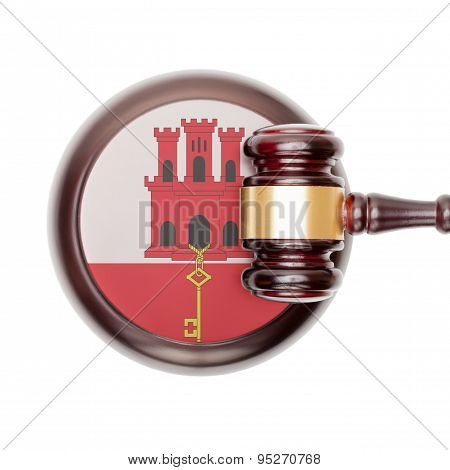 National Legal System Conceptual Series - Gibraltar