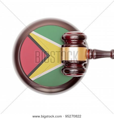 National Legal System Conceptual Series - Guyana