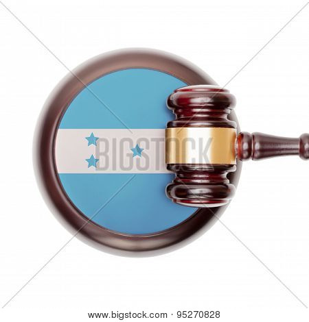 National Legal System Conceptual Series - Honduras
