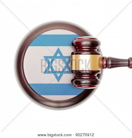 National Legal System Conceptual Series - Israel