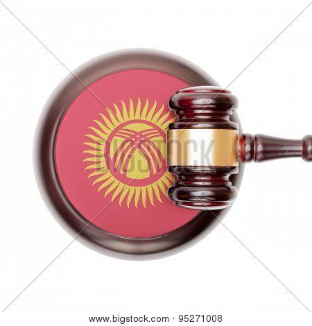 National Legal System Conceptual Series - Kyrgyzstan