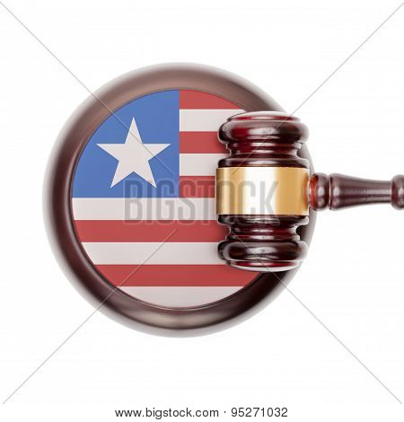 National Legal System Conceptual Series - Liberia
