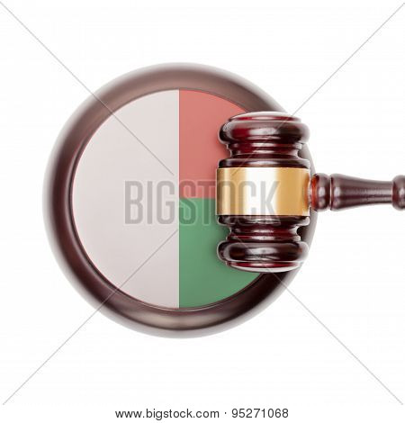 National Legal System Conceptual Series - Madagascar