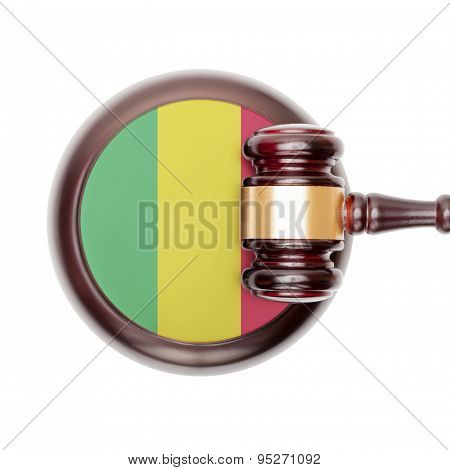 National Legal System Conceptual Series - Mali