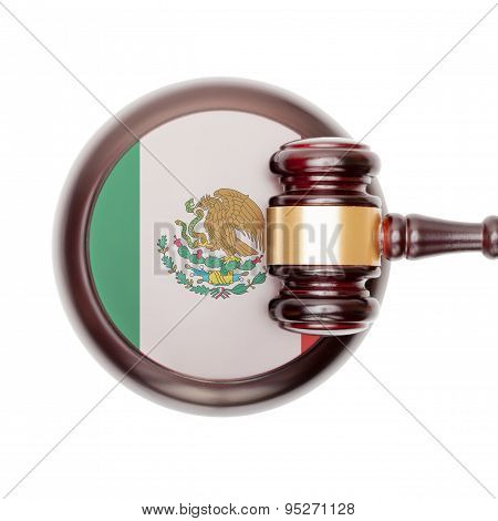 National Legal System Conceptual Series - Mexico
