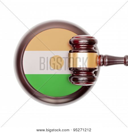 National Legal System Conceptual Series - Niger