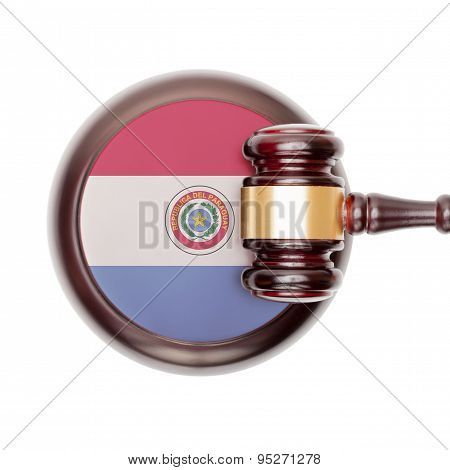 National Legal System Conceptual Series - Paraguay
