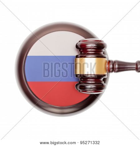 National Legal System Conceptual Series - Russia
