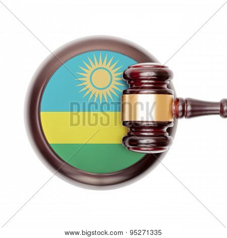 National Legal System Conceptual Series - Rwanda