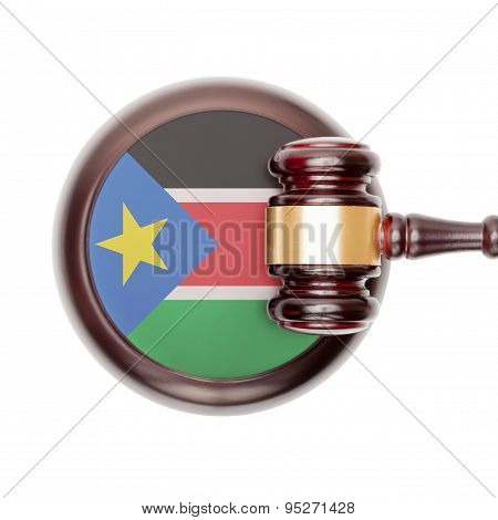 National Legal System Conceptual Series - South Sudan