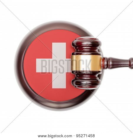 National Legal System Conceptual Series - Switzerland