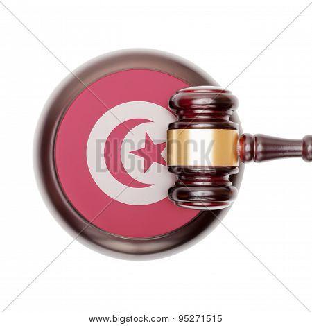 National Legal System Conceptual Series - Tunisia