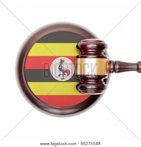 National Legal System Conceptual Series - Uganda