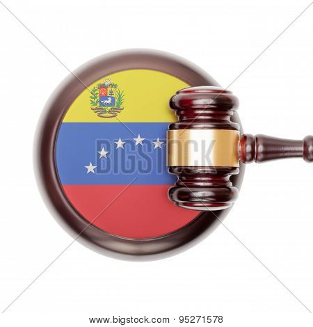 National Legal System Conceptual Series - Venezuela