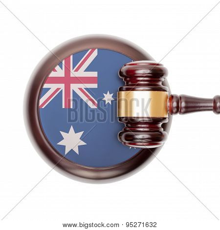 National Legal System Conceptual Series - Australia