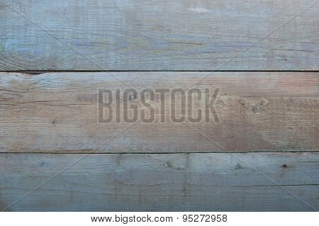 Background Of Old Painted Wooden Planks..
