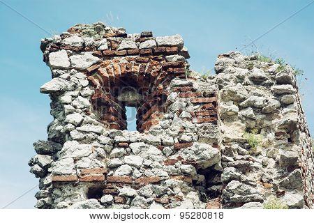 Loophole, Plavecky Castle