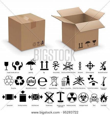 packing symbols