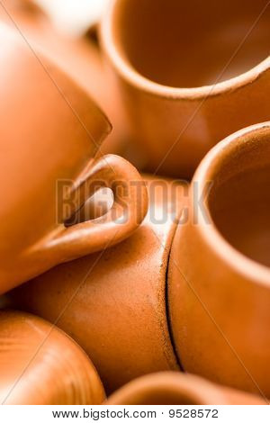 Cups From Clay