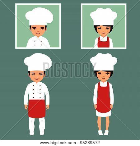 Cook Personel