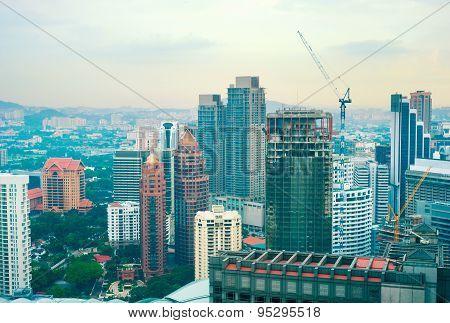 Kuala Lumpur Development, Malaysia